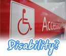 Disability Font